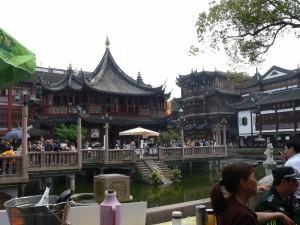 Im Zentrum des alten Shanghai